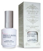 PERFECT MATCH - Ultra-Thin Varnish Base Gel 0.5oz