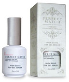PERFECT MATCH - High Gloss Top Gel Sealer 0.5oz