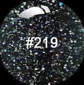 ANC Powder 2 oz - #219 Black Galaxy Shimmer