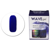 WaveGel Matching S/O Gel & Nail Lacquer - W208 Cyber City .5oz