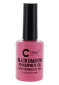 20% Off Chisel Liquid .4 oz - Black Diamond Pink & White Gel
