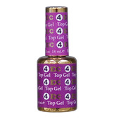 DND DC Dip Liquid - #4 Top Gel .6 oz