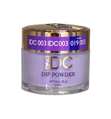 DND DC Dipping Powder - #003  BLUE VIOLET