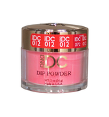 DND DC Dipping Powder - #012  PEACOCK PINK
