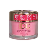 DND DC Dipping Powder - #013  BRILLIANT PINK