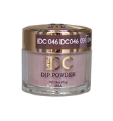 DND DC Dipping Powder - #046  PEWTER GRAY