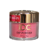 DND DC Dipping Powder - #071  CHERRY PUNCH
