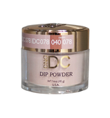 DND DC Dipping Powder - #078  ROSE BEIGE
