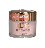 DND DC Dipping Powder - #082  SHELL PINK