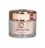 DND DC Dipping Powder - #087  ROSE POWDER