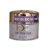 DND DC Dipping Powder - #101  BLUE PLUM