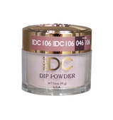 DND DC Dipping Powder - #106  CHERRY ROSE