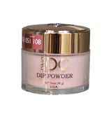 DND DC Dipping Powder - #108  BARN RED