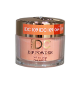 DND DC Dipping Powder - #109  TIGER STRIPES