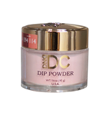 DND DC Dipping Powder - #114  CORAL NUDE