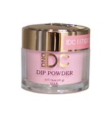 DND DC Dipping Powder - #117  PINKLET LADY