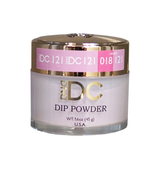 DND DC Dipping Powder - #121  ANIMATED PINK