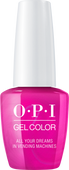 OPI GelColor - #GCT84 All Your Dreams In Vending Machines - Tokyo Collection .5 oz
