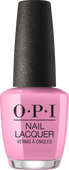 OPI Lacquer -#NLT80 Rice Rice Baby - Tokyo Collection .5 oz