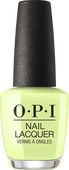 OPI Lacquer -#NLT86 How Does Your Zen Garden Grow? - Tokyo Collection .5 oz