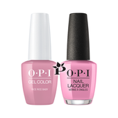 OPI Duo - GCT80 + NLT80 - Rice Rice Baby .5 oz