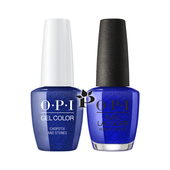 OPI Duo - GCT91 + NLT91 - Chopstix and Stones .5 oz