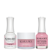 Kiara Sky 3in1(GEL+LQ+Dip) - #405 YOU MAKE ME BLUSH