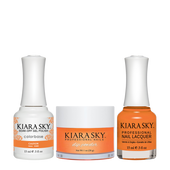 Kiara Sky 3in1(GEL+LQ+Dip) - #444 CAUTION