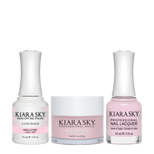 Kiara Sky 3in1(GEL+LQ+Dip) - #510 RURAL ST. PINK