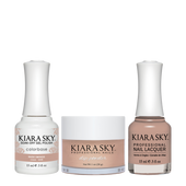 Kiara Sky 3in1(GEL+LQ+Dip) - #530 NUDE SWINGS