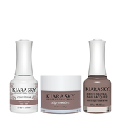 Kiara Sky 3in1(GEL+LQ+Dip) - #569 FEMME FATALE ream of Paris Collection