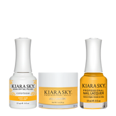 Kiara Sky 3in1(GEL+LQ+Dip) - #587 Sunny Daze - #Road Trip Collection