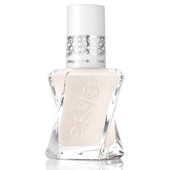 Essie Gel Couture - #137 LACE IS MORE - Sheer Silhouettes Collection .46 oz