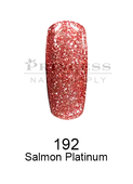 DND DC Platinum Gel - 192 Salmon Platinum .6 oz