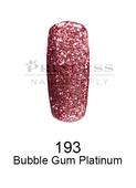 DND DC Platinum Gel - 193 Bubble Gum Platinum .6 oz