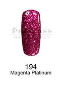 DND DC Platinum Gel - 194 Magenta Platinum .6 oz