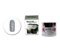 Wavegel 3in1 Matching (GEL+LACQUER+DIP) - #108(W59108) DISCOTHEQUE