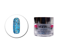 Wavegel Dip Powder 2oz - #132(WG132) SMURFY