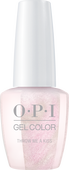 OPI GelColor - #GCSH2 Throw Me a Kiss - Always Bare For You Collection .5 oz
