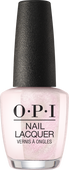 OPI Lacquer -#NLSH2 Throw Me a Kiss - Always Bare For You Collection .5 oz