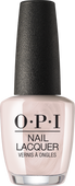 OPI Lacquer -#NLSH3 Chiffon-d of You - Always Bare For You Collection .5 oz