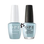 OPI Duo - GCSH6 + NLSH6 - Ring Bare-er .5 oz