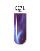 iGel 3D Cat Eye Gel Polish - #CE71 Tahiti .5 oz