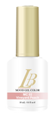 LB Mood Gel Color - #MC02 Vineyard Peach .6 oz
