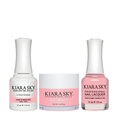 Kiara Sky 3in1(GEL+LQ+Dip) - #601 Love At Frost Bite