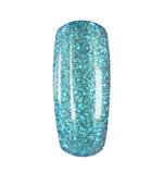 PND Sea Glitter Soak Off Gel .5 oz - SG34