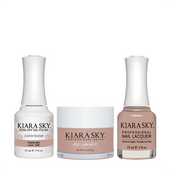 Kiara Sky 3in1(GEL+LQ+Dip) - #608 Taup-less