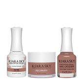 Kiara Sky 3in1(GEL+LQ+Dip) - #609 Tan Lines