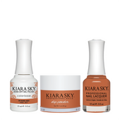 Kiara Sky 3in1(GEL+LQ+Dip) - #611 Un-bare-able