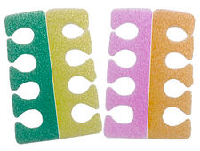 PND Toe Separators Multi Color - 100 Pairs (PE)